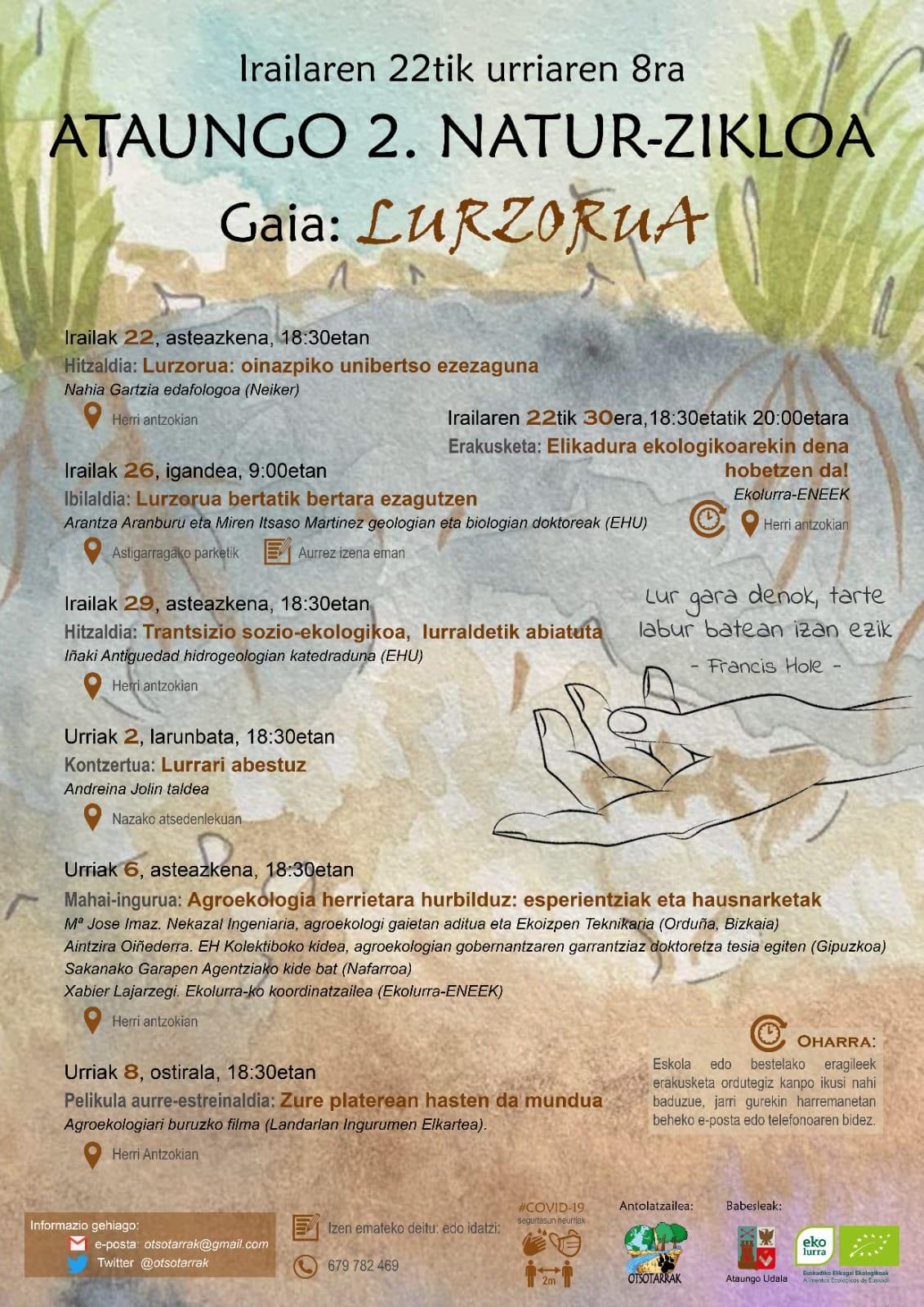 Ataungo 2. natur-zikloa irudia - iragarkilaburrak.eus